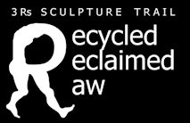 Click here for details of the Belvoir 3Rs Reclaimed, Recycled, Raw Sculpture Trail