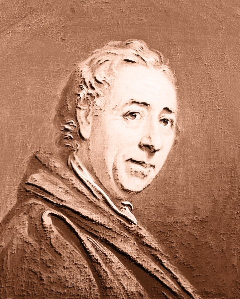 Lancelot Capability Brown - an impression by Laury Dizengremel after Cosway